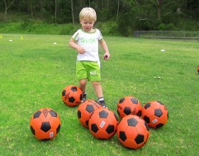 Goal Soccer Activity Fun Club Coaching