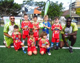 Summer soccer, summer competition